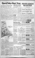 Denver Catholic Register November 26, 1964: National News Section