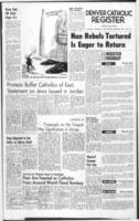 Denver Catholic Register December 3, 1964: National News Section