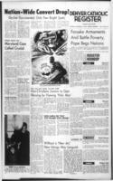 Denver Catholic Register December 10, 1964: National News Section