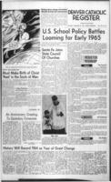 Denver Catholic Register December 24, 1964: National News Section
