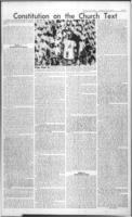 Denver Catholic Register December 24, 1964: Constitution on the Church