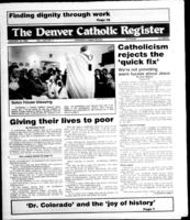 Denver Catholic Register January 10, 1990