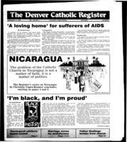 Denver Catholic Register February 14, 1990