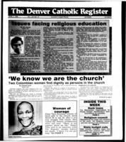 Denver Catholic Register April 4, 1990