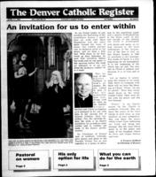 Denver Catholic Register April 11, 1990