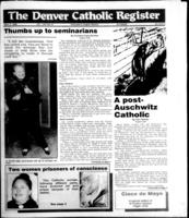 Denver Catholic Register May 2, 1990