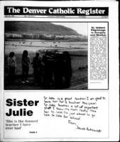 Denver Catholic Register May 23, 1990