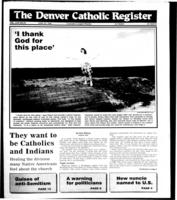 Denver Catholic Register June 20, 1990