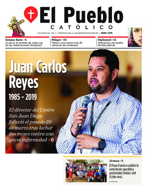 Spanish language newspaper of the Archdiocese of Denver