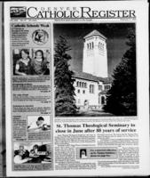 Denver Catholic Register February 1, 1995