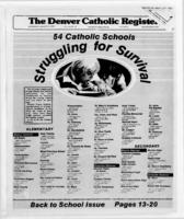Denver Catholic Register August 15, 1979