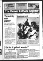 Denver Catholic Register April 1, 1987