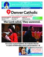 Denver Catholic April 13-26, 2019