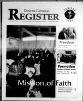 Denver Catholic Register January 28, 1998