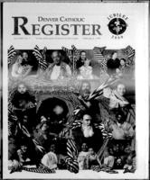 Denver Catholic Register February 4, 1998