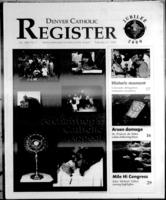 Denver Catholic Register February 25, 1998