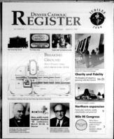 Denver Catholic Register March 4, 1998