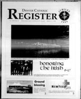Denver Catholic Register March 11, 1998