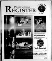 Denver Catholic Register March 25, 1998