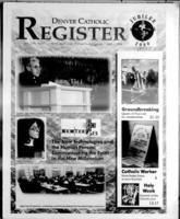 Denver Catholic Register April 1, 1998