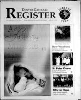 Denver Catholic Register April 29, 1998