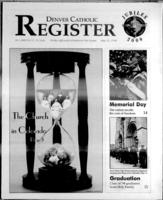 Denver Catholic Register May 20, 1998