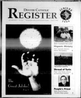 Denver Catholic Register June 3, 1998
