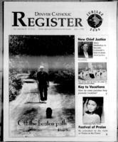 Denver Catholic Register July 1, 1998