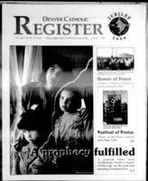 Denver Catholic Register July 22, 1998