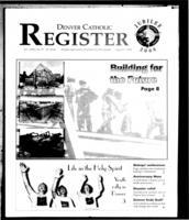 Denver Catholic Register July 29, 1998