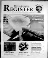 Denver Catholic Register August 5, 1998
