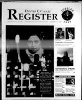 Denver Catholic Register September 16, 1998