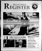 Denver Catholic Register October 7, 1998