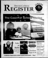 Denver Catholic Register October 21, 1998