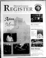 Denver Catholic Register December 16, 1998