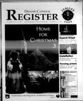 Denver Catholic Register December 23, 1998