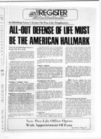 Denver Catholic Register January 17, 1974