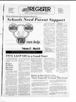 Denver Catholic Register February 21, 1974