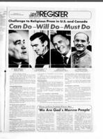 Denver Catholic Register April 25, 1974