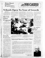 Denver Catholic Register August 22, 1974