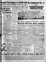 Southern Colorado Register October 1951