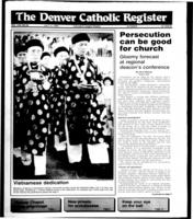 Denver Catholic Register July 11, 1990