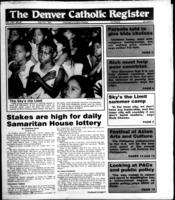 Denver Catholic Register July 25, 1990