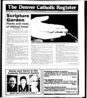 Denver Catholic Register August 1, 1990
