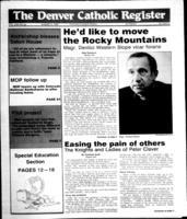 Denver Catholic Register August 8, 1990