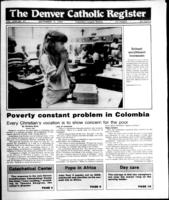 Denver Catholic Register September 12, 1990