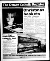 Denver Catholic Register November 28, 1990