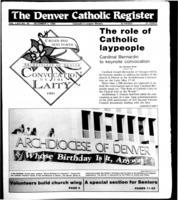 Denver Catholic Register December 5, 1990