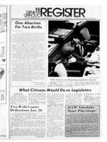 Denver Catholic Register January 23, 1975